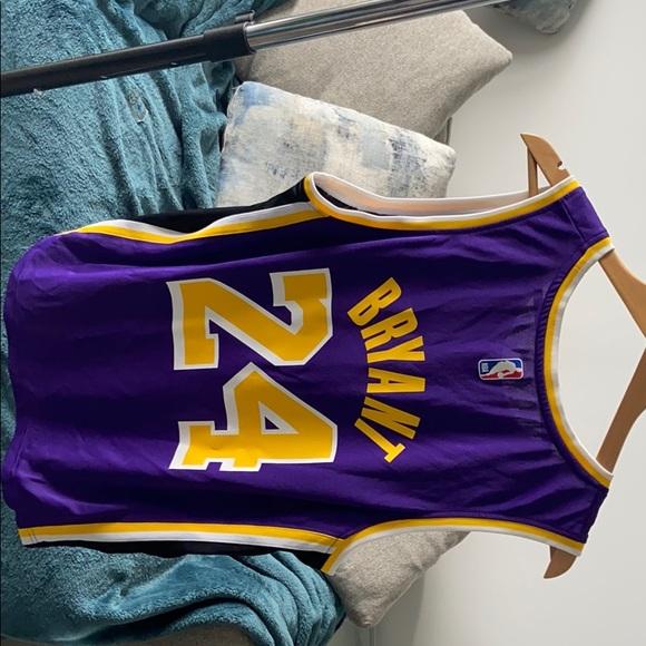 Kobe Bryant licensed jersey